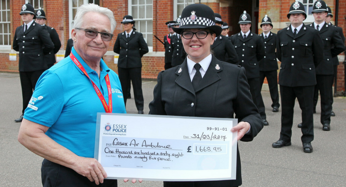 Essex Police Cycle Challenge