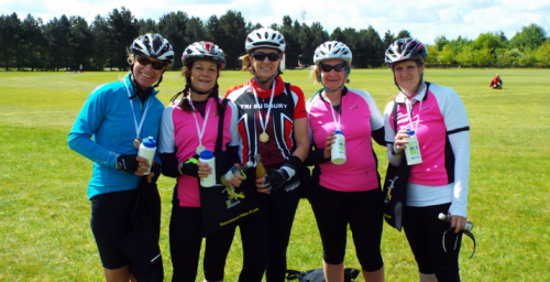 Charity Cycle Ride