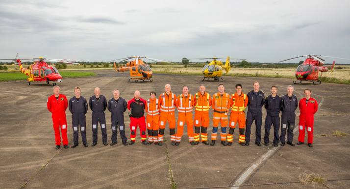 National Air Ambulance Week