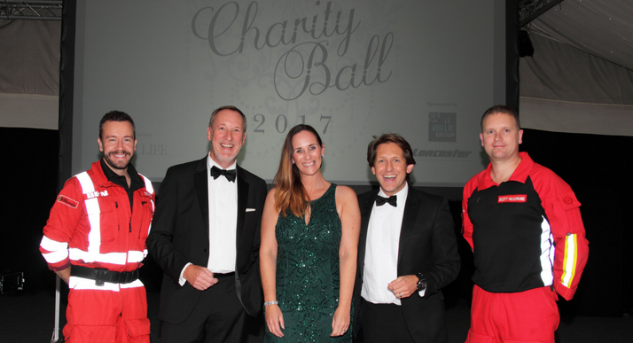 Beresfords Charity Ball