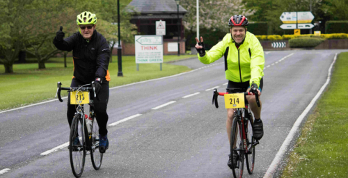 Colne Valley Cycle Ride 2018