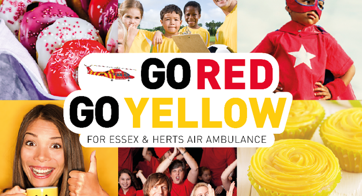 Go Red Go Yellow