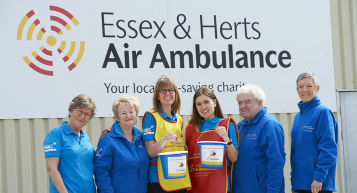 Can you spare two hours to help your local life-saving Charity