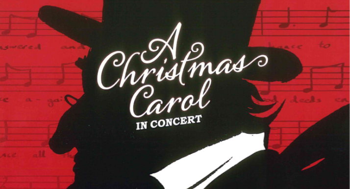 A Christmas Carol in concert