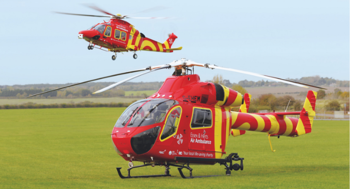 MD902 and AW169